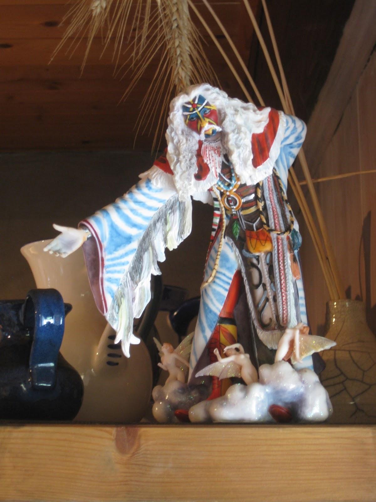 Atelier d'initiation au chamanisme