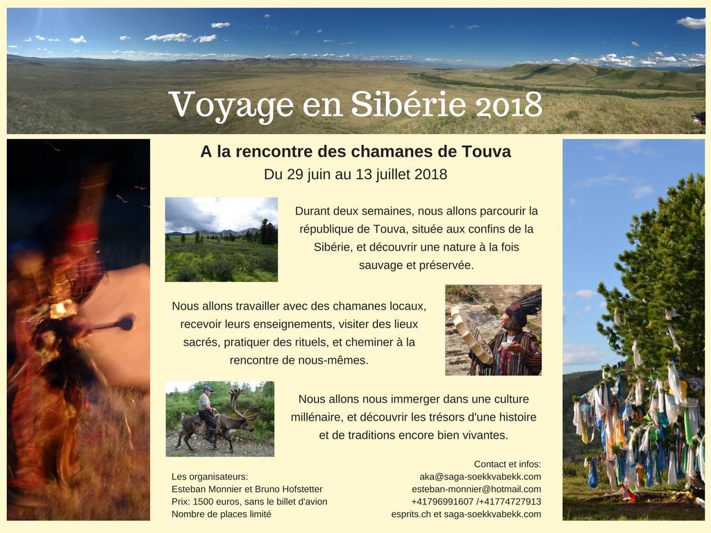 Touva 2018, à la rencontre du Chamanisme Sibérien