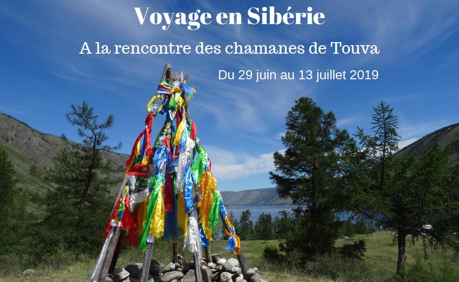 Voyage en sibérie 2019